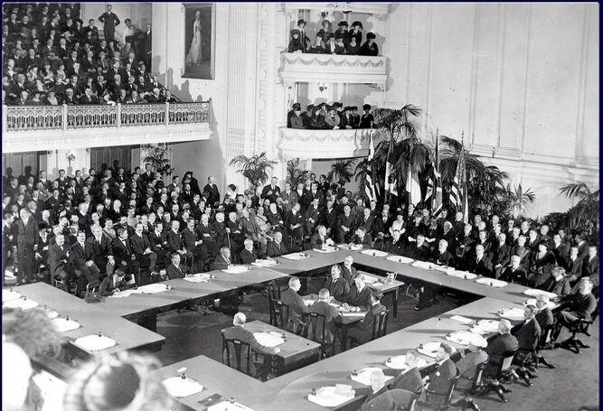 Resultado de imagen para Fotos del Tratado de Versalles