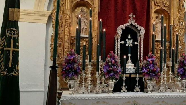 El Lignum Crucis de la Vera Cruz de Chiclana.
