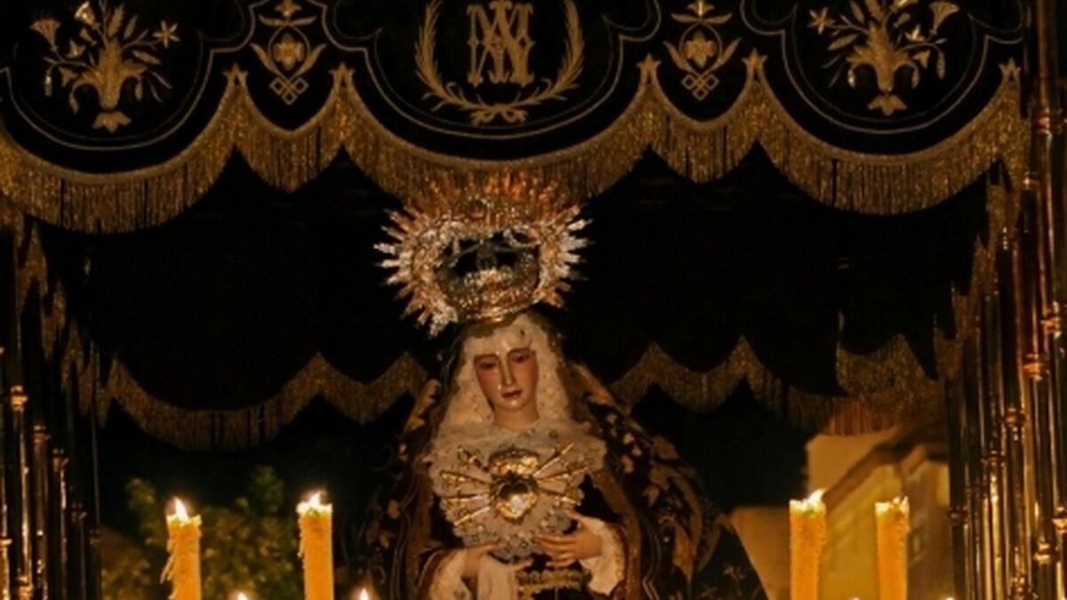 María Santísima de los Dolores, de Villamartín.