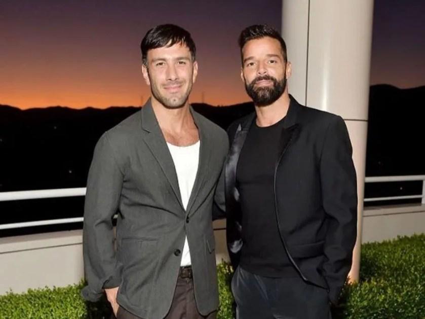 Ricky Martin fue padre por cuarta vez -