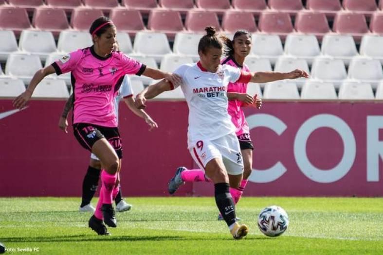 Una mañana de pesadilla para el Sporting de Huelva (4-0)