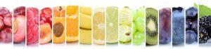 El porqué de los colores de las frutas y verduras