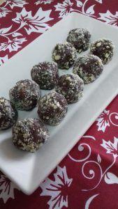 Trufas de chocolate versión saludable
