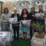 La consejera de Cultura presentó ayer en Los Alcázares el nuevo festival marmenorense