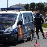 Efectivos de la Policía Nacional que participaron en la redada del pasado miércoles.