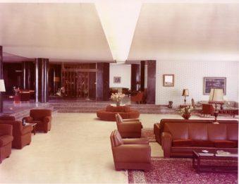 hotel entremares hall