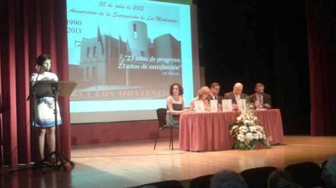 Presentación del libro De la Marquesa a Los Montesinos