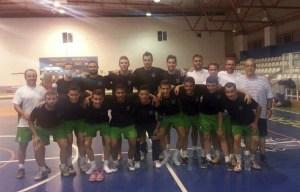 El Orihuela Fútbol Sala comienza la pretemporada en San Vicente contra el Hércules