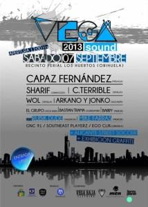 Baladre Cultura y Juventud organizan el 'Vega Sound 2013'