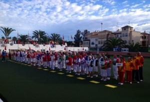 Orihuela acoge el Campeonato Europeo de Bolos