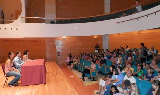 130 ALUMNOS SE FORMARÁN ESTE CURSO 2012-14 EN LA ESCUELA CORAL MUNICIPAL 1