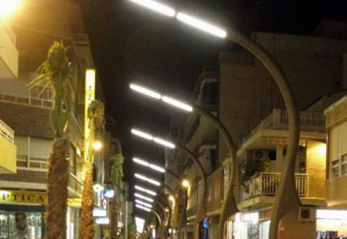 alumbrado calle caballero de Rodas 867302904