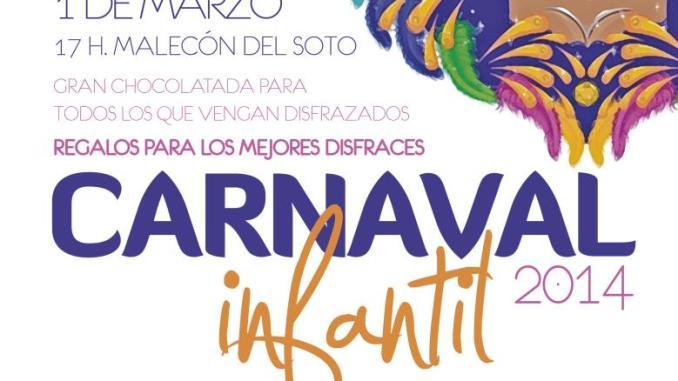 Carnaval Infantil 28feb2014