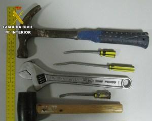 La Guardia Civil detiene en al presunto autor de al menos 29 robos en viviendas de Torrevieja