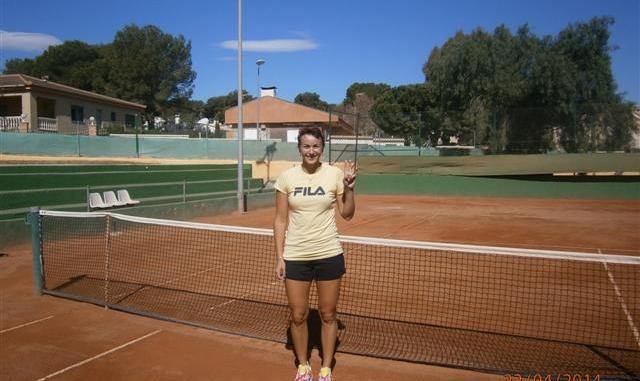 Yaroslava Shvédova tenista