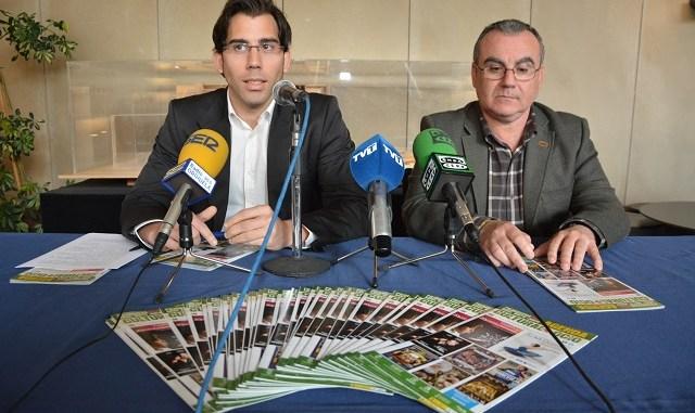 LA AGENDA CULTURAL OCIO PRIMAVERA 2014 CUENTA CON 180 ACTOS Y UN PRESUPUESTO DE 34.855 EUROS 2