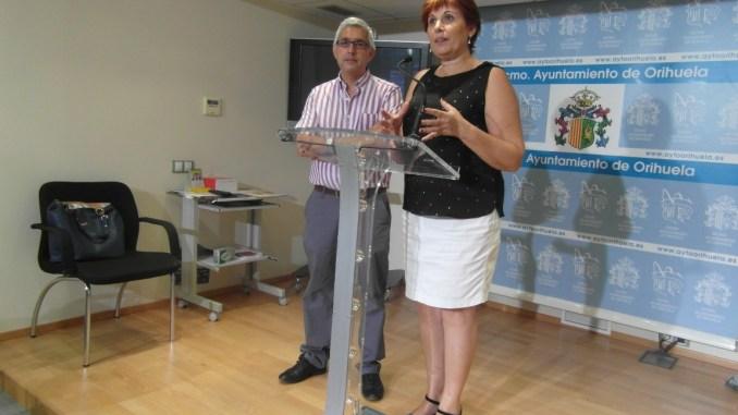 Martínez y Javier Calvo
