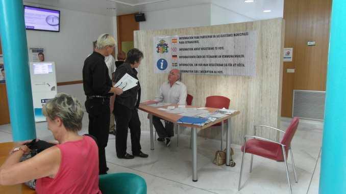 Scheurer censo electoral