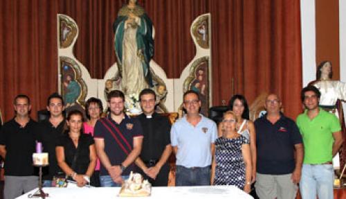 jorge esteve martinez presidente junta mayor de cofradias de torrevieja 700994691