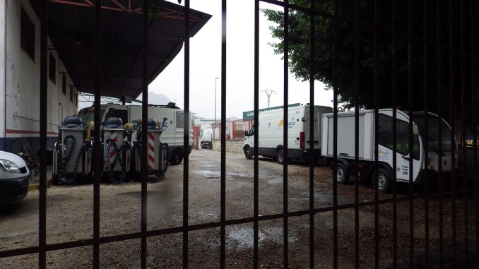 camiones RSU
