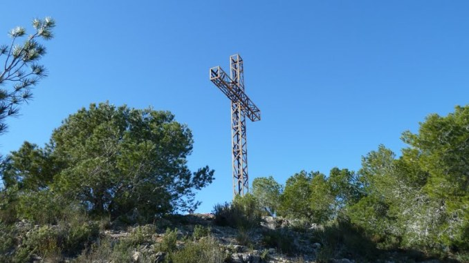 Cruz de la Muela