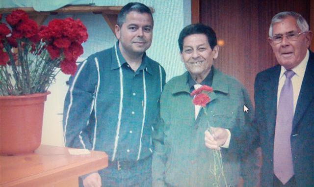 Rodríguez PSOE Bigastro 28ene15