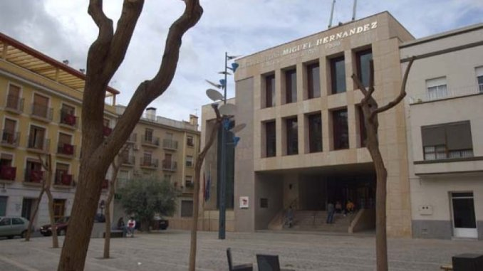 Salesas campus
