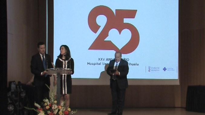 25 aniversario Hospital VB