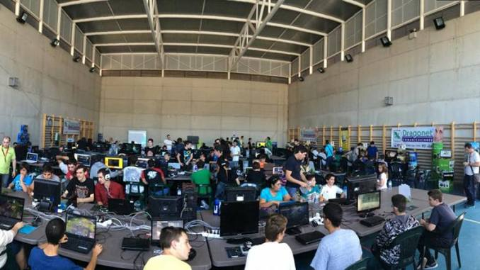Lan Party La Nucía