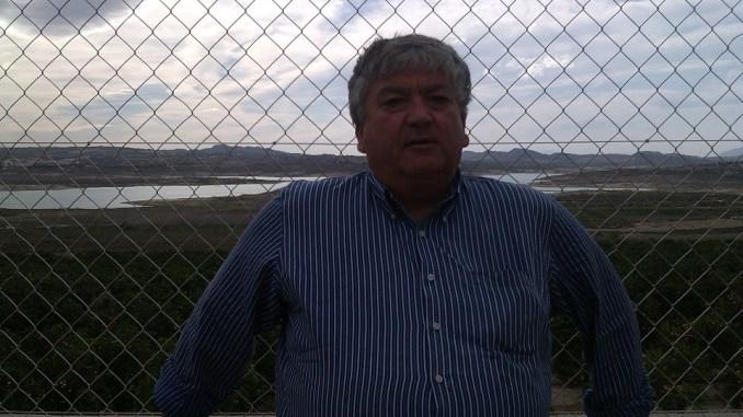 Angel Sáez Huertas candidato PP San Miguel de Salinas
