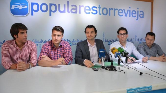 EDUARDO DOLÓN PRESENTA LAS PROPUESTAS EN MATERIA DE JUVENTUD Y DEPORTES 2