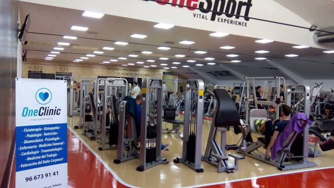 One Sport Center