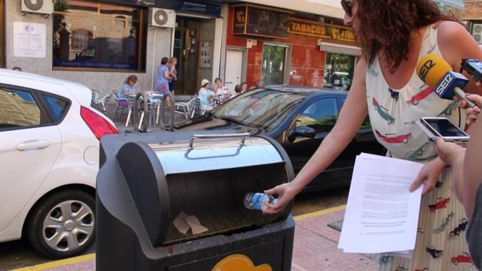 Fanny Serrano Reciclaje