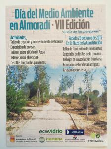 Almoradí conmemora el Día del Medio Ambiente