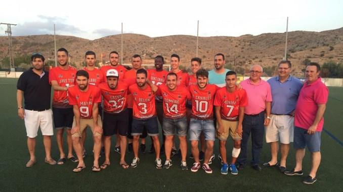 equipo benferri 2015-2016