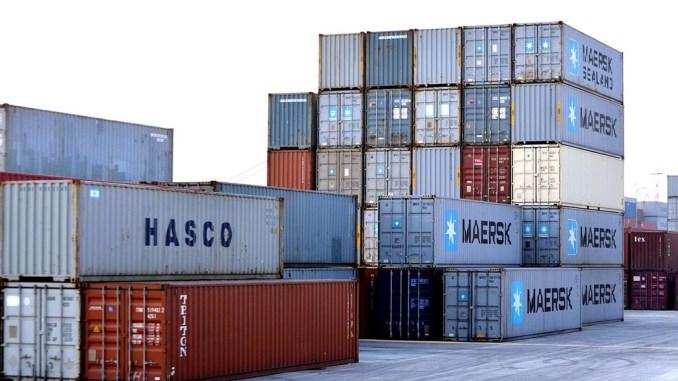 exportaciones contenedores