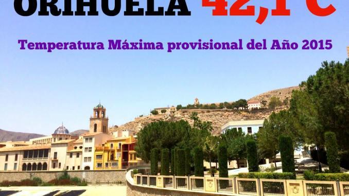 Orihuela 07-07-2015 Calor