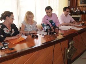 Ciudadanos y PP presentan una propuesta alternativa de dedicaciones y asesores