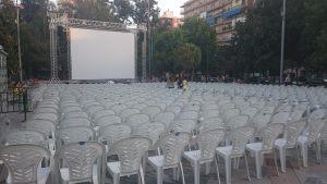 Cine de verano en Orihuela, costa y pedanías para toda la familia