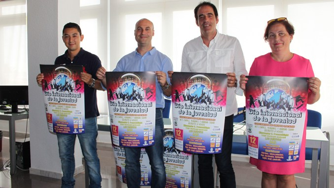 dia internacional juventud Torrevieja 2015