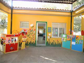 aula 2 años Colegio Manuel de Torres