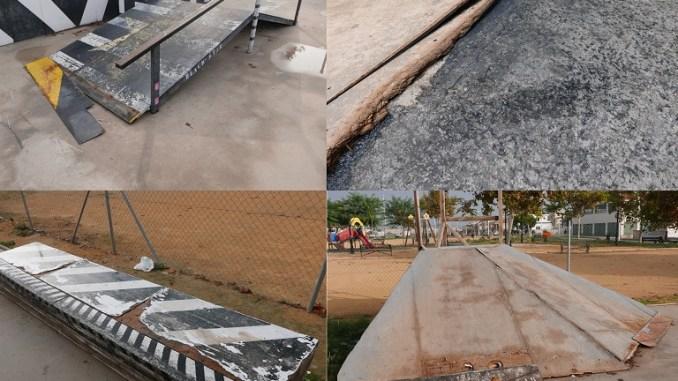 skate park almoradí