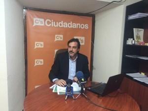 Ciudadanos impulsa su proyecto de Reglamento de Participación Ciudadana