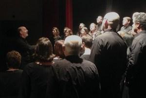 El Coro Arte Vocal de Badajoz consigue los Cantores de Oro del Certamen de Villancicos de Rojales