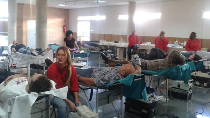 macrodonación sangre almoradí