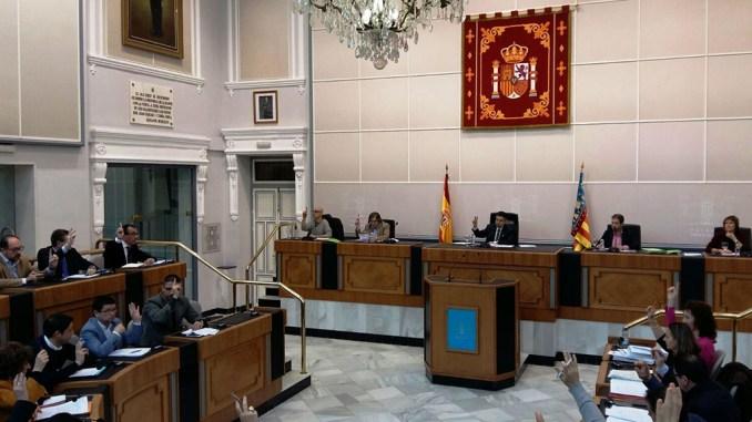 Consorcio Basuras Pleno 27 1 16