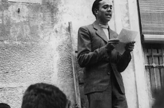 Miguel Hernández lee la elegía