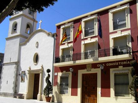 Ayuntamiento COX