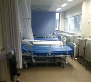 Se registra un fallecido por coronavirus en la comarca después de 27 días