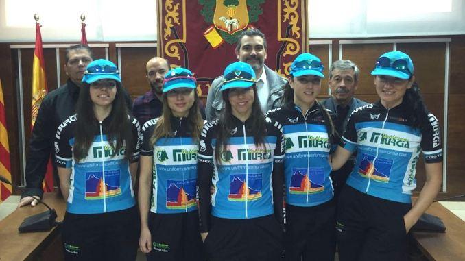 ciclismo femenino patrocinio